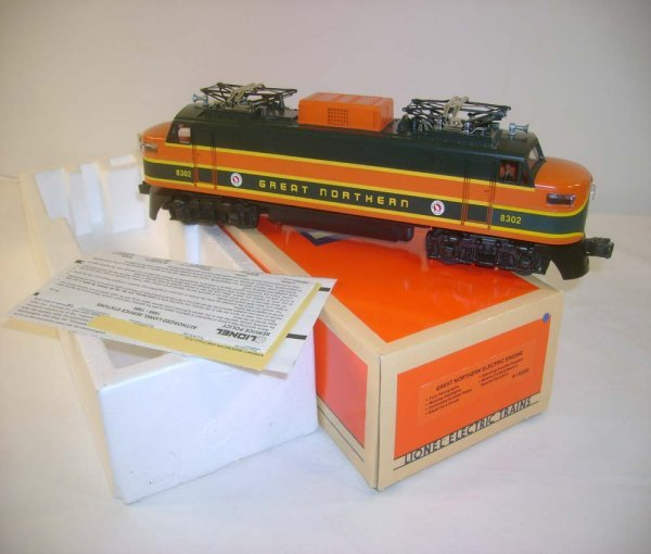 1018: ABT: Lionel #18302 Great Northern Electric/OB