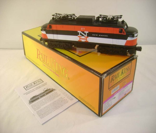 1019: ABT: MTH #30-2170-1 NH Electric/OB