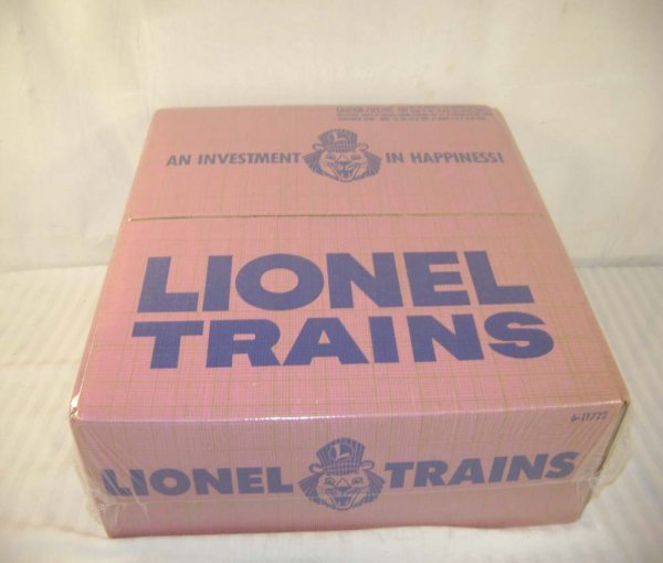 1150: ABT: Lionel #11722 Girl's Steam Freight Set/Obs