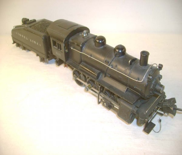 3: ABT: Lionel #203 Steam Switcher & #2203B Tender