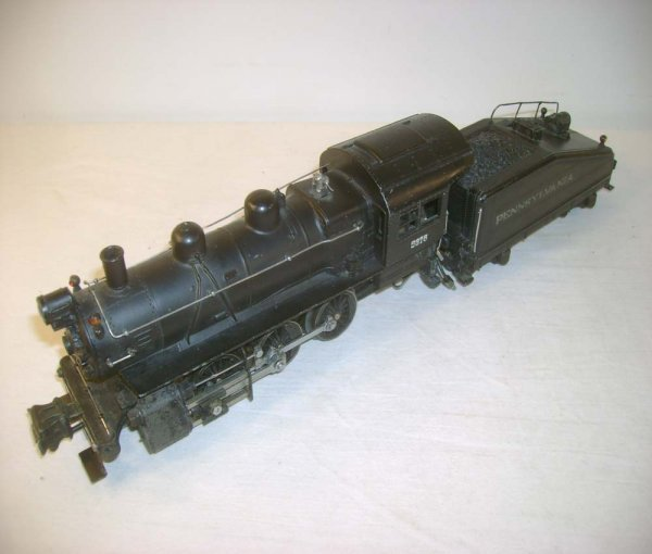 7: ABT: Lionel #227 0-6-0 Switcher/#2227T Tender