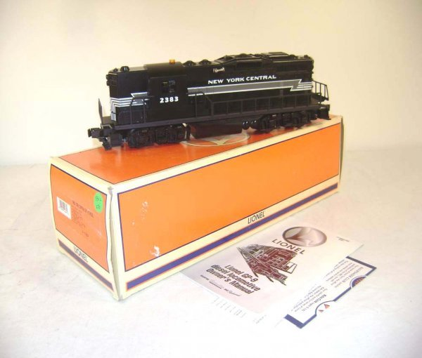 401: ABT: Lionel #11864 NYC Command GP-9 Diesel/OB