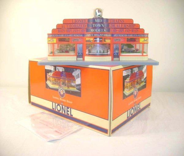 402: ABT: Lionel #32998 Operating Lionel Hobby Shop/OB