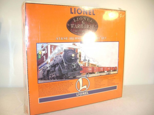 410: ABT: Lionel #11838 Warhorse AT&SF Set/OB