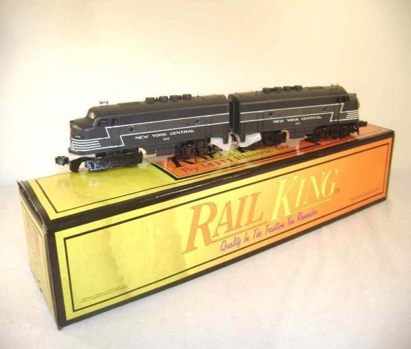412: ABT: MTH #RK-2001 NYC F3 Diesel AAs /OB