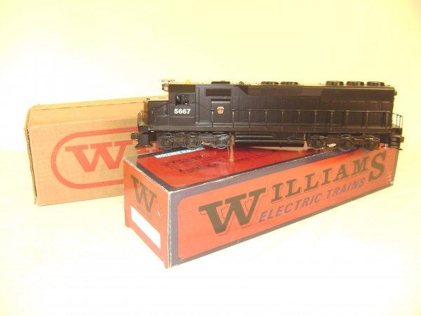 419: ABT: Williams #4250 Pennsylvania SD-45/ OB