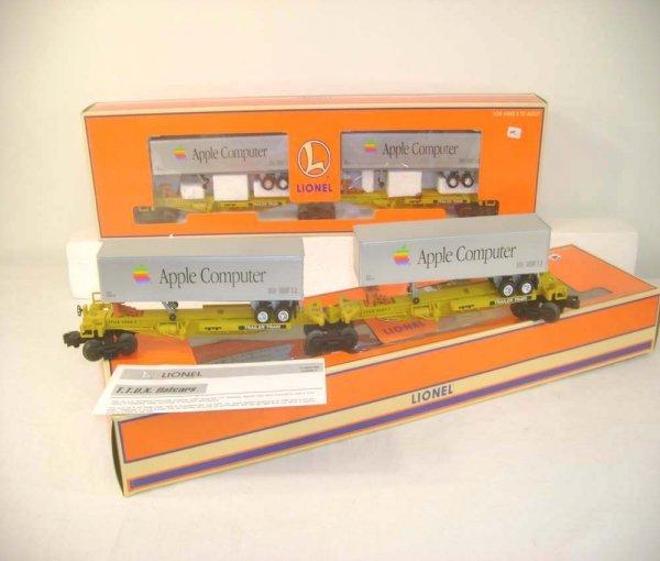 422: ABT: 2 Mint Lionel #26908 Apple TTUXs/ Obs