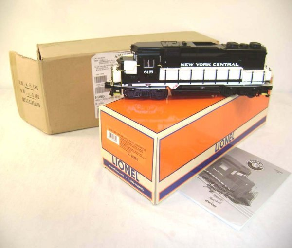 493: ABT: Lionel #28850 NYC GP-30 Command Diesel/OB