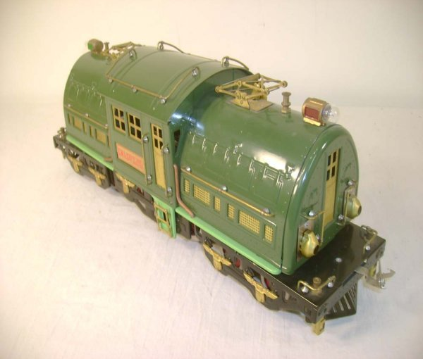 1: ABT: MTH Remake of Lionel #381 Green Electric