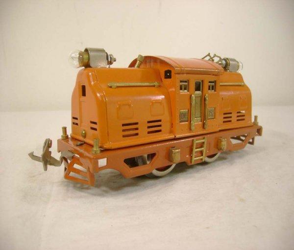 2: ABT: Lionel #252 Two-Tone Terra-Cotta Electric (R)