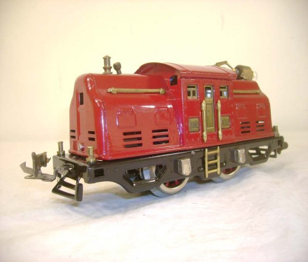 3: ABT: Lionel #252 Red Electric (R)