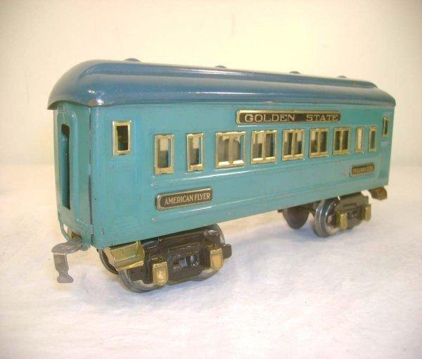 5: ABT: AF #3280/81/82 Golden State Passenger Cars