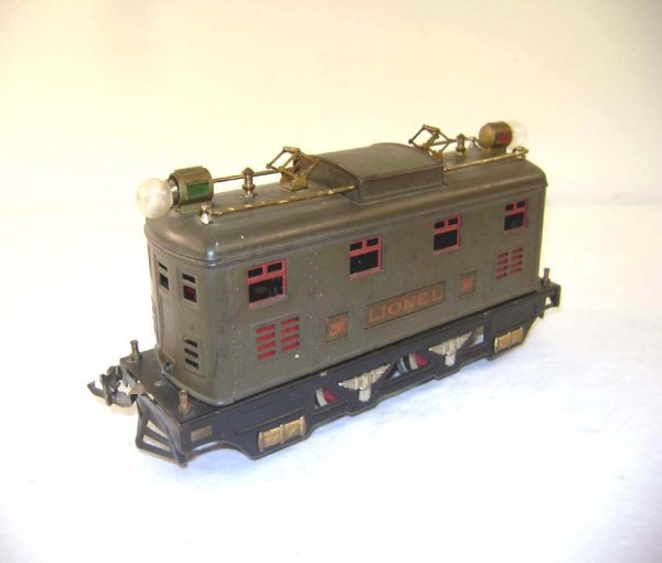 11: ABT: Lionel #251E Light Gray Electric (R)