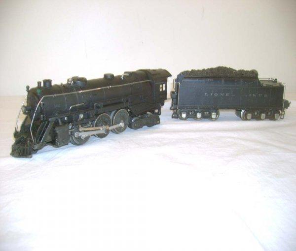 15: ABT: Lionel #226E Diecast Steam Engine & #2226W Whi