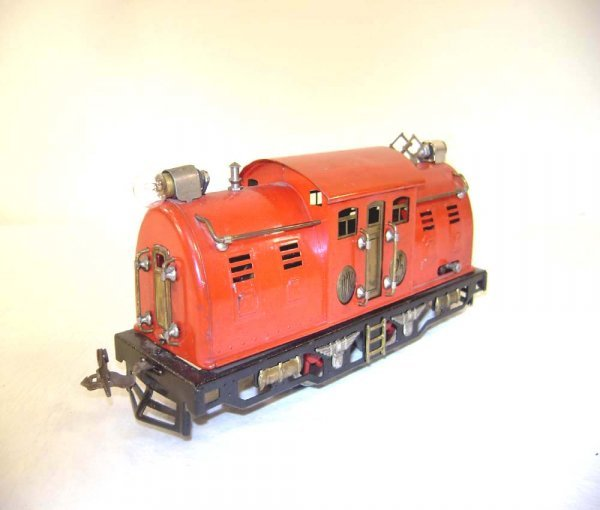 16: ABT: Lionel #254 Orange-Red Electric (R)