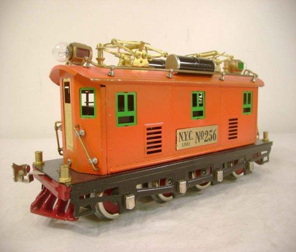 37: ABT: Williams #256 Orange Electric