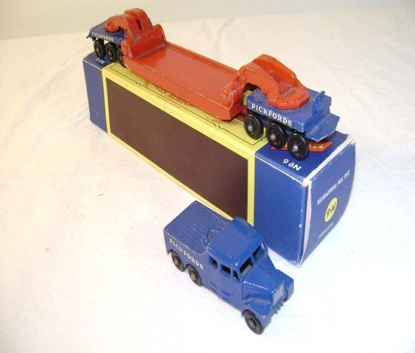710: ABT: Mint Matchbox M-6 Pickfords 200 Ton Transport