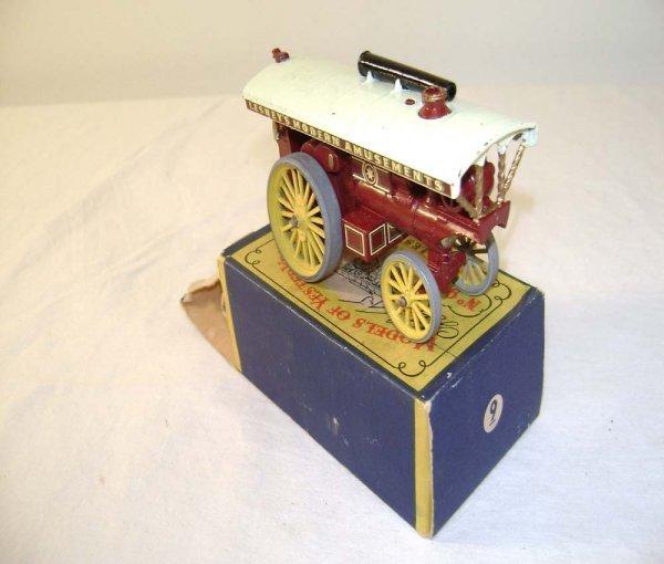 716: ABT: Mint Matchbox Y-9 1924 Fowler Big Lion Showma