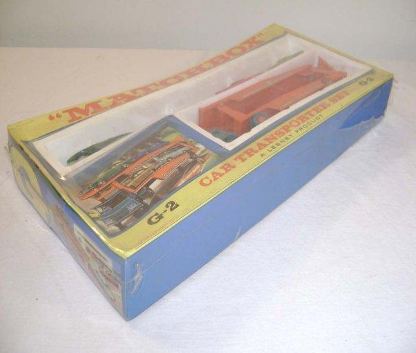 817: ABT: Mint Matchbox G-2 Car Transporter Gift Pack/O