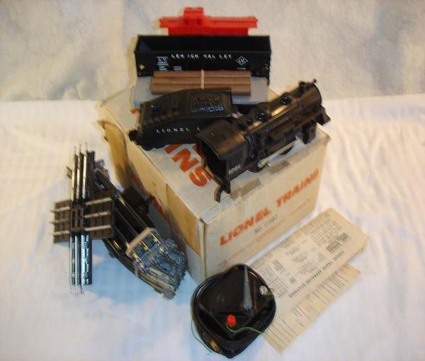 15: ABT:Lionel #11580 Uncatalogued 1061 Steam Set