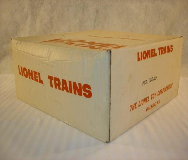 216: ABT:Brick Lionel #12840 1966 665 Freight Set Box