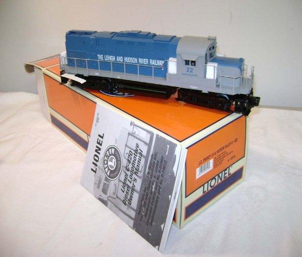 4: ABT: Lionel #28516 JC Penney's Lehigh & Hudson C-420