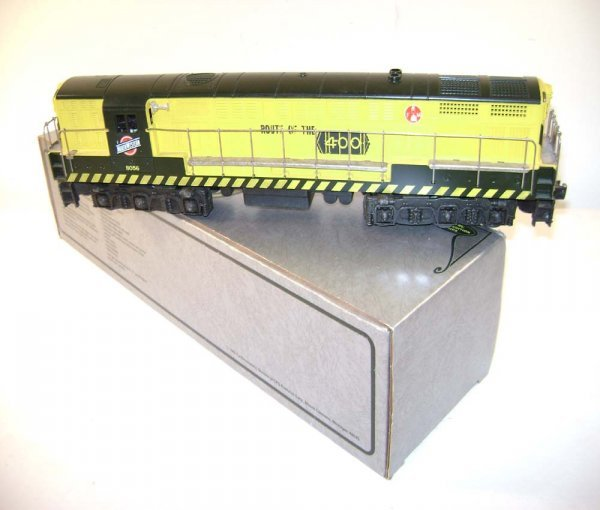 6: ABT: Lionel #8056 C&NW FM Diesel/Brick OB