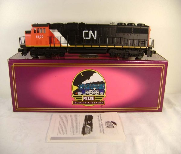 11: ABT: MTH #20-2155-1 CN SD-70 Mac Diesel/OB