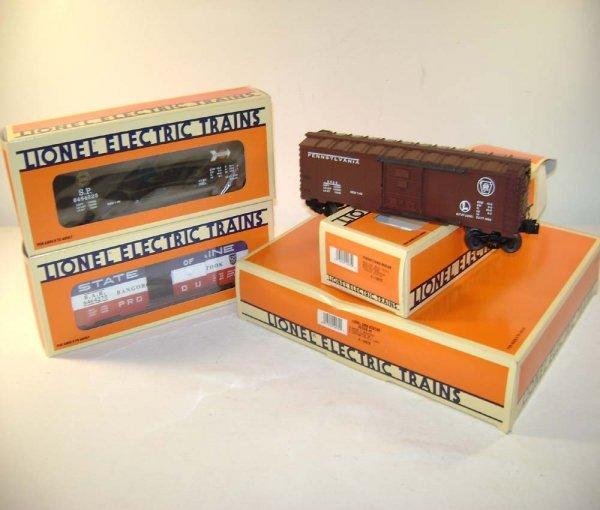 14: ABT: Lionel #19272 6464 Series IV Box Cars/Obs