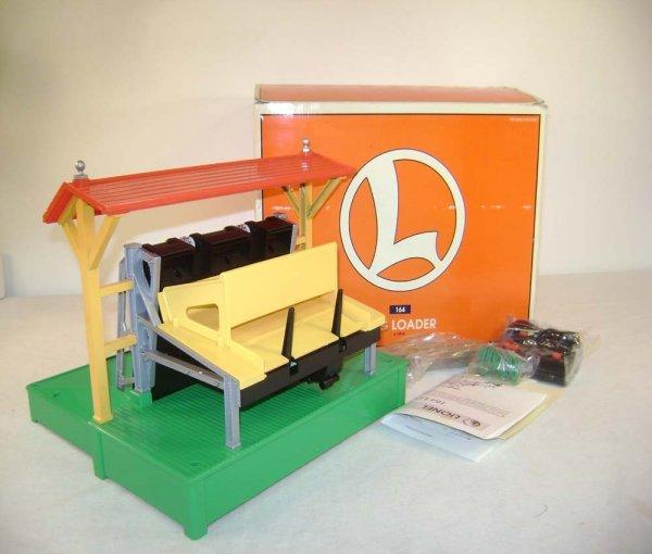 16: ABT: Mint Lionel #12915 (164) Lumber Loader/OB