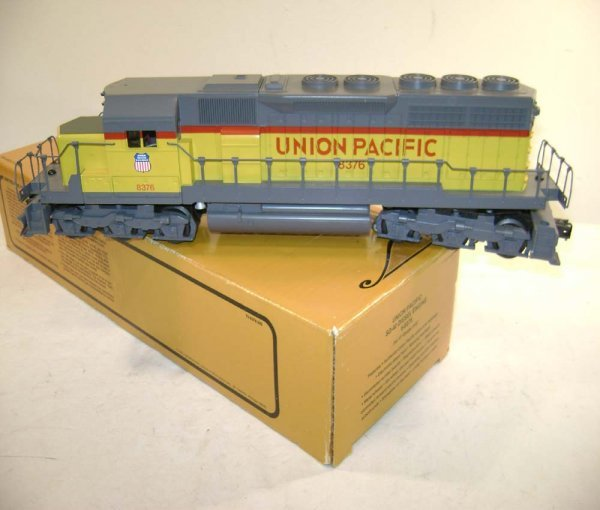 21: ABT: Lionel #8376 UP SD-40 Diesel/Great OB