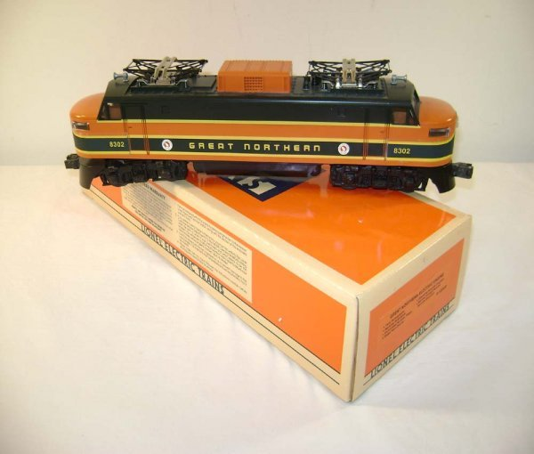 23: ABT: Lionel #18302 Great Northern Electric/OB