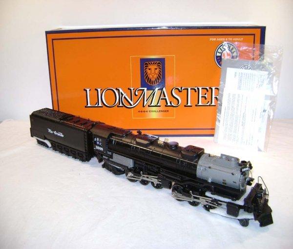 72: ABT: Lionel #38014 D&RG Challenger and Tender/OB