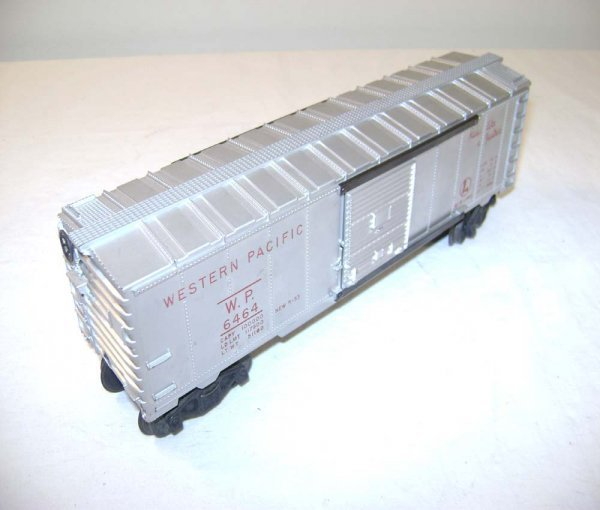 510: ABT: Rare Lionel #6464-1 WP/Red Lettering