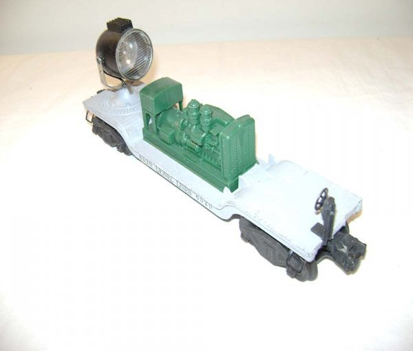 518: ABT: Lionel #6520 Green Generator Searchlight/Blac