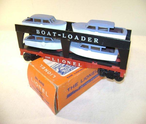801: ABT: Lionel #6416 Boat Loader