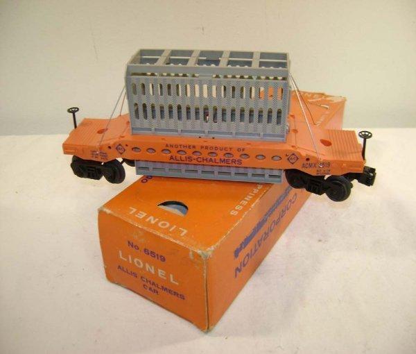 806: ABT: Lionel #6519 Allis-Chalmers Car/59 OB
