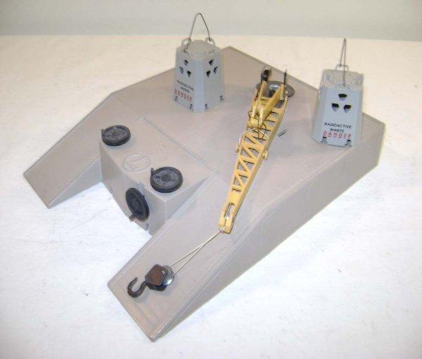 817: ABT: Lionel #462 Derick Platform