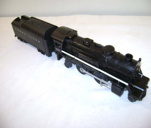 7: ABT: Scarce Lionel #237 Engine and #242T Tender