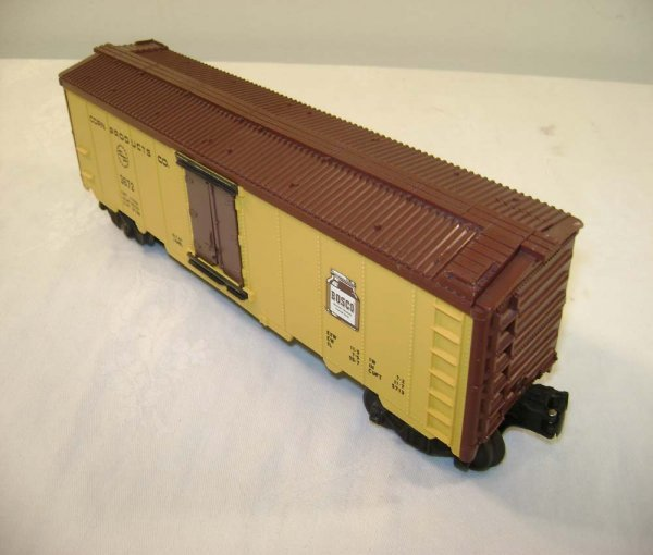 14: ABT: Lionel Painted #3672 Operating Bosco Car