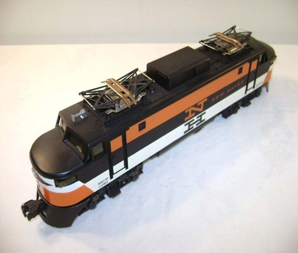 200: ABT: Lionel #2350 NH Reverse Color/Painted Nose