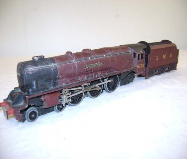 232: ABT: Hornby OO Duchess of Atholl #6231 Streamline  - 2
