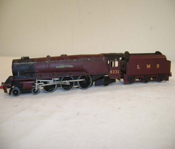 232: ABT: Hornby OO Duchess of Atholl #6231 Streamline  - 3