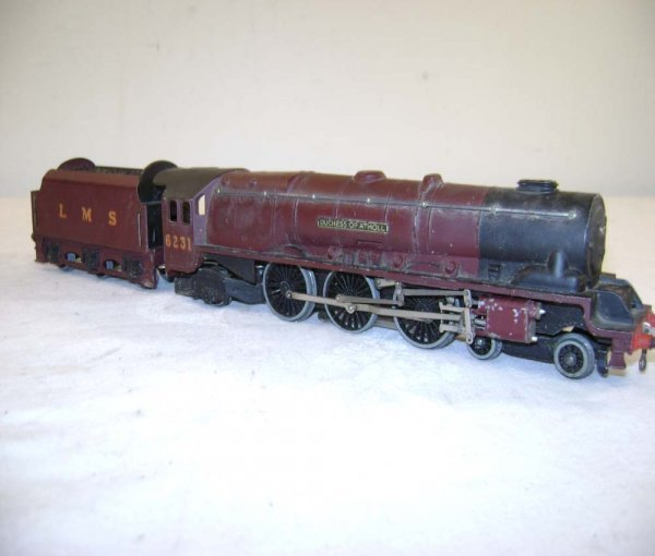 232: ABT: Hornby OO Duchess of Atholl #6231 Streamline  - 4