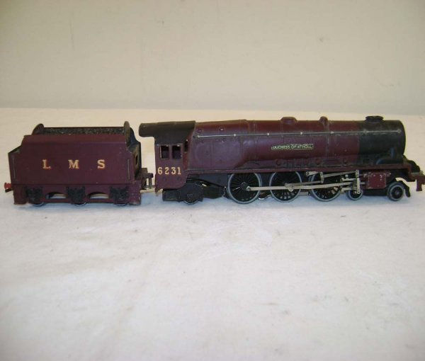 232: ABT: Hornby OO Duchess of Atholl #6231 Streamline  - 5