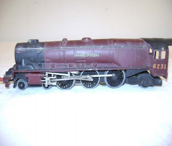 232: ABT: Hornby OO Duchess of Atholl #6231 Streamline  - 8
