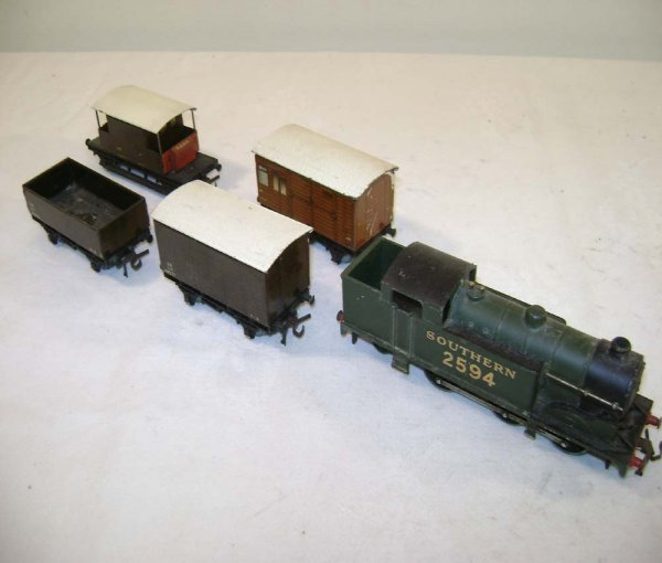 233: ABT: Hornby OO Southern #2594 Tank Steam Freight S