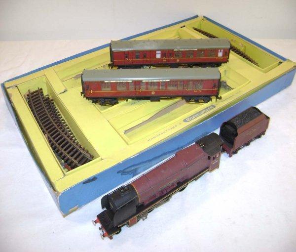 238: ABT: Hornby Dublo OO #2023 Caledonian Steam Passen