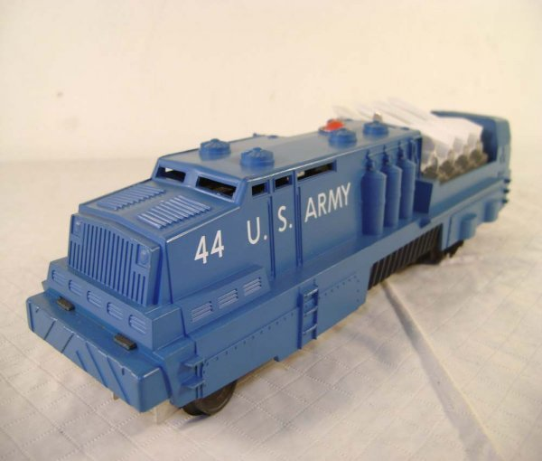 240: ABT: Lionel #44 US Army Missile Launcher/OB - 10