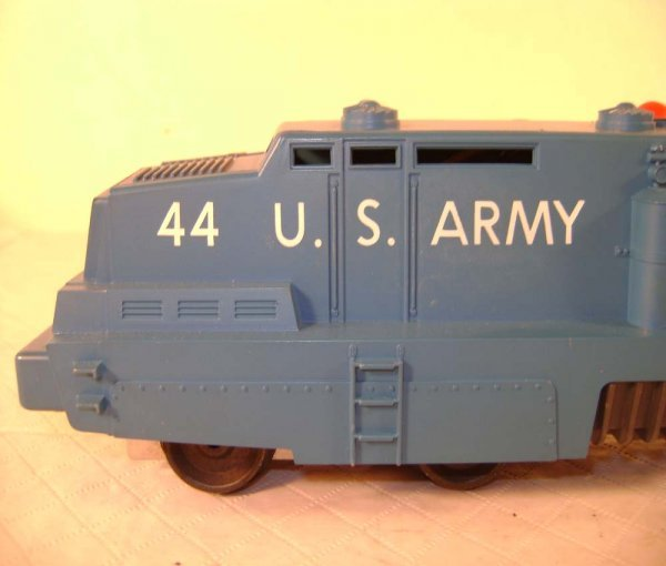 240: ABT: Lionel #44 US Army Missile Launcher/OB - 3
